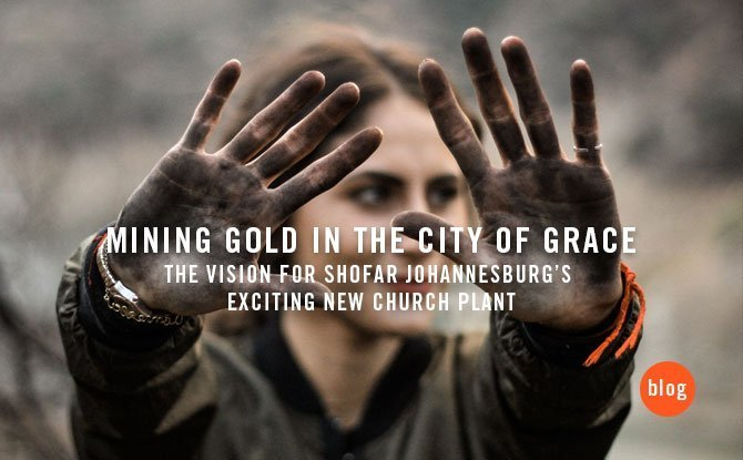 Mining Gold in the City of Grace