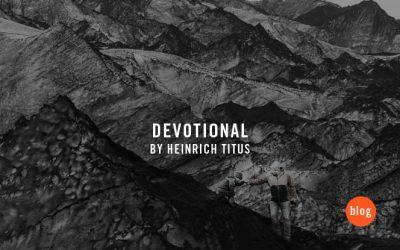 Devotional by Heinrich Titus