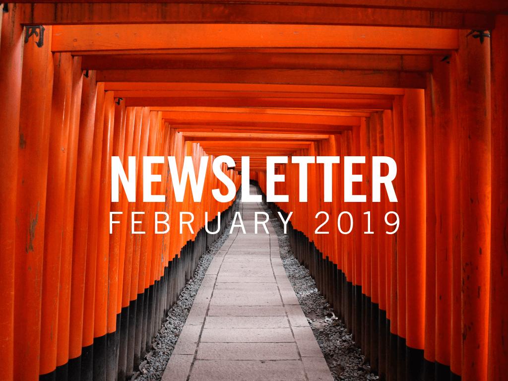 Newsletter | February 2019