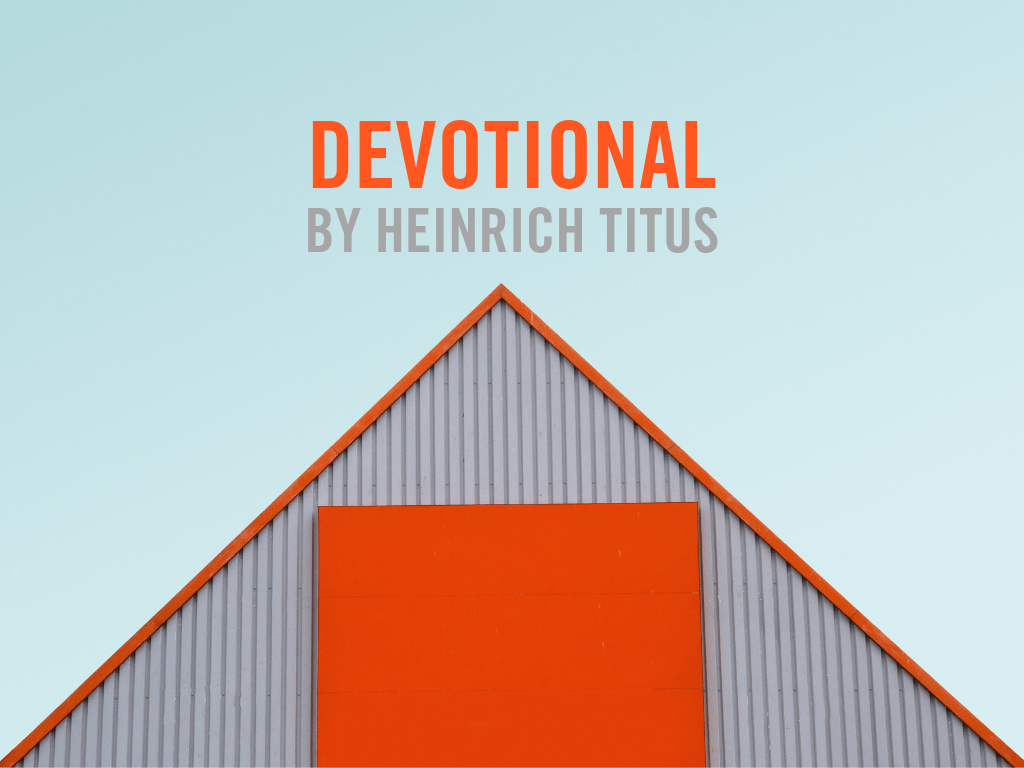 Devotional by Heinrich