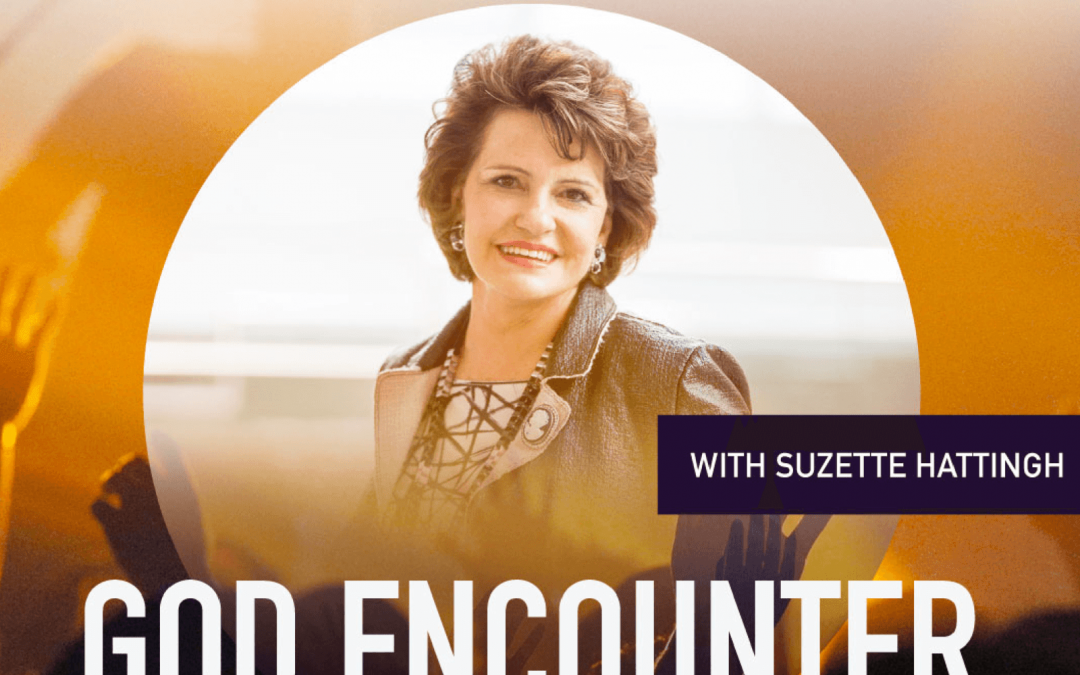 God Encounter with Suzette Hattingh