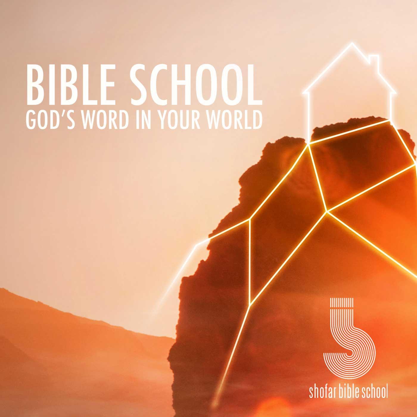 Shofar Bible School Free Sessions Podcast